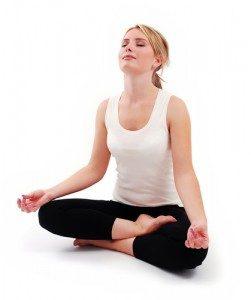 Meditace a akné